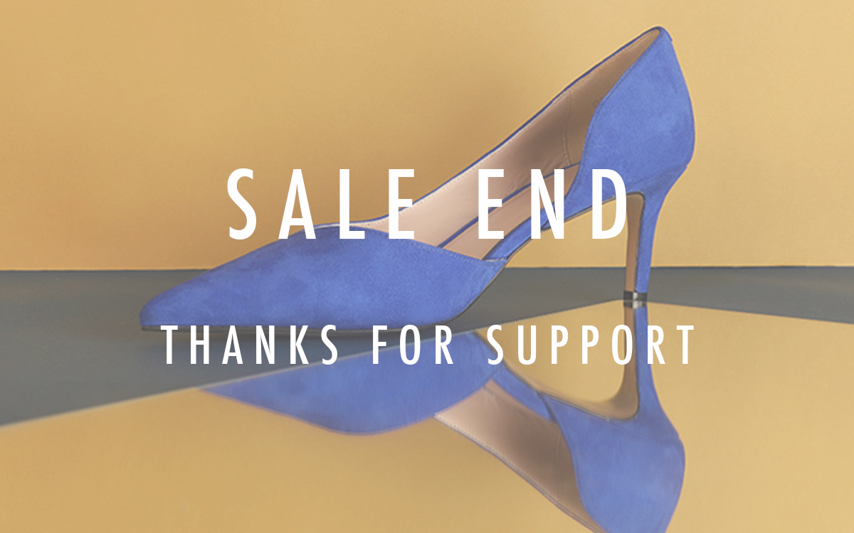 SALE END! Thank You For Support!