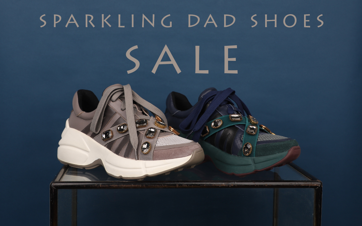 Special Offer - Sparkling Dad Shoes
