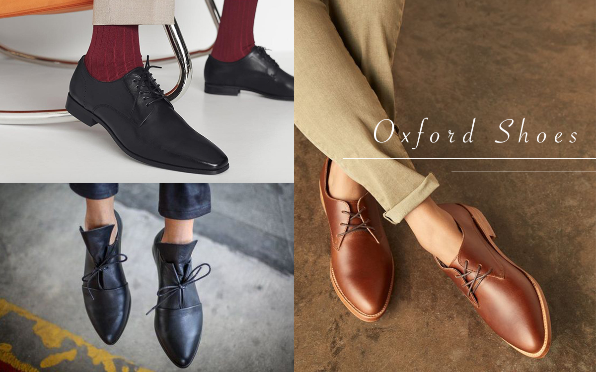 2019 Footwear Trend Forecast: Oxford Shoes