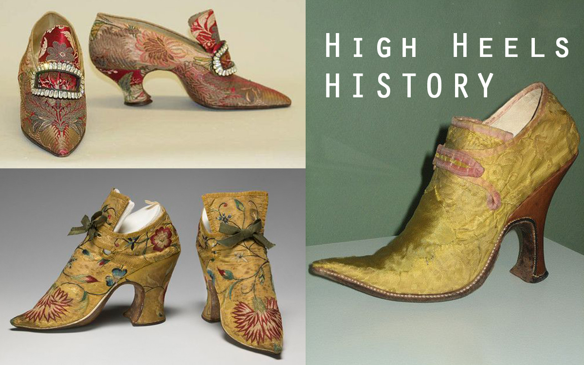 About the High Heels History