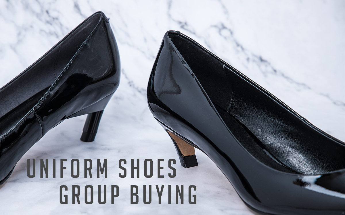 Uniform Shoes Group Buying