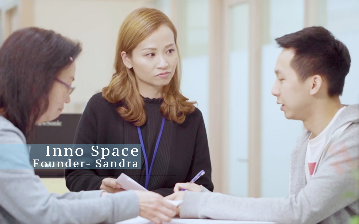 MioMia Interview: Inno Space Founder Sandra
