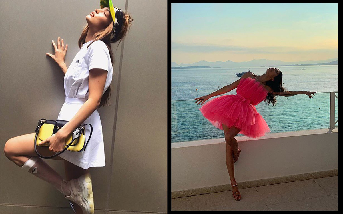 Shooting Fashion Girlfriends, The Trend Of New Pose