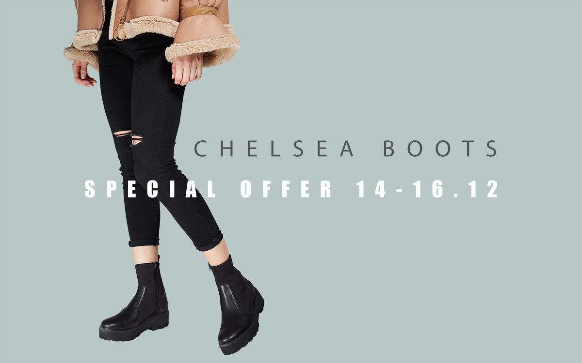 Special Offer - Chelsea Boots