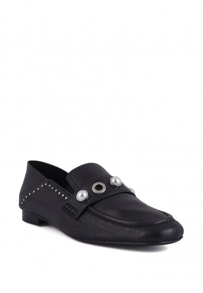 STUDS KID LOAFERS